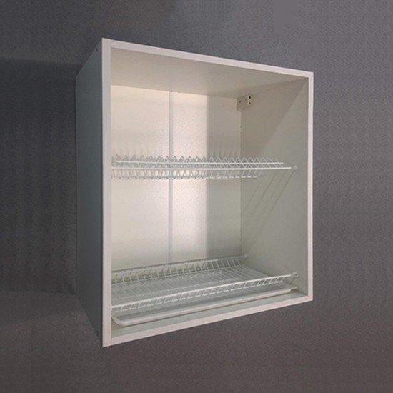 Купить Шкаф верхний с сушкой 2 двери 600x720x300, без фасада на Diportes.Store Недорого.