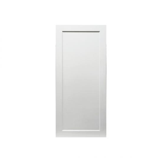 Купить МДФ-фасад Женева Белый 1308x596 на Diportes.Store Недорого.